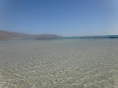 תמונה של החוף שלא מצליחה להעביר את כל היופי