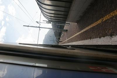 ברכבת