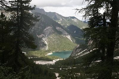 אגם בריאס מעלייה