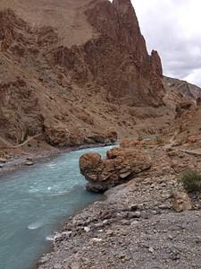 נהר ה-Tsarap