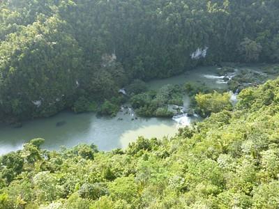 נהר הלובוק מלמעלה