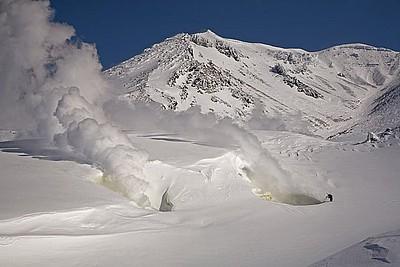 תמונה מנשיונאל ג'אוגרפיק- ההר בחורף