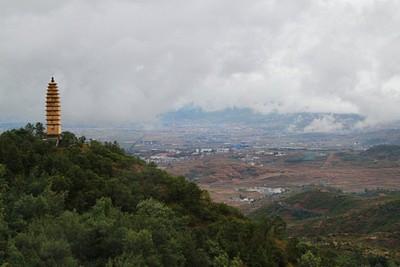 נוף מהר Shui Mu Shan
