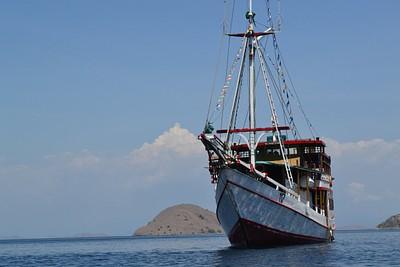 הסירה