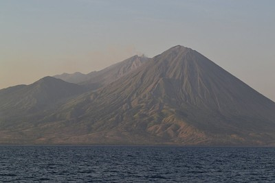 הר הגעש של בימה