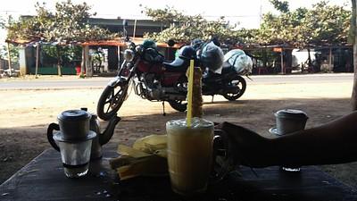 עצירת קפה