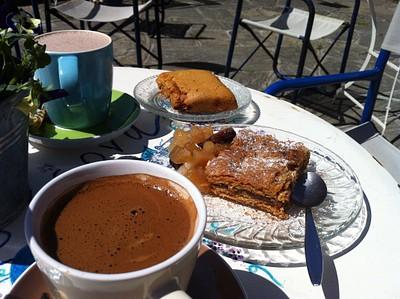 Sterna - קפה משובח, אוכל טוב ובאר עתיקה