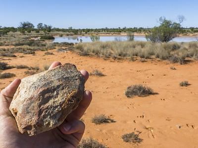 כלי אבן גס