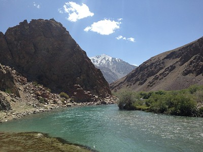 Ghund valley