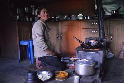 בעלת הבית המקסימה בטאנגייר