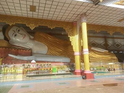 הבודהה בבאגו