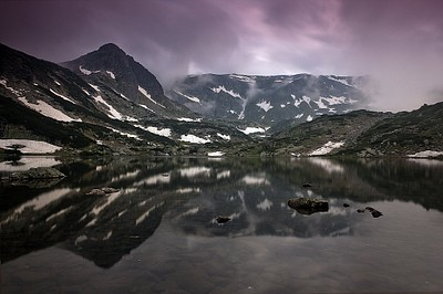 שבעת האגמים - רילה