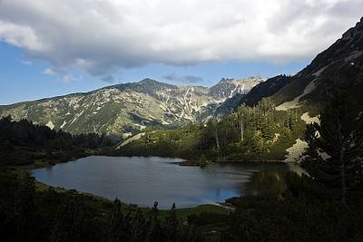 האגמים בדרך לבקתה