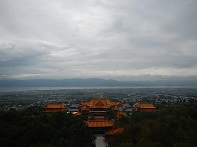 הנוף מהמקדש העליון