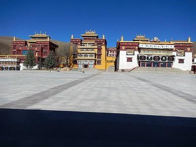 מתחם המנזר צ'ודה גומפה