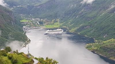 Geirannger Fjord
