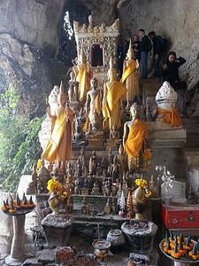 מערות הבודה לואנג פראבנג