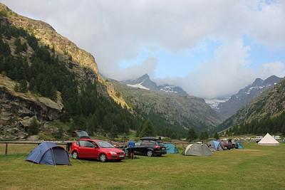 Pont Brevil camping