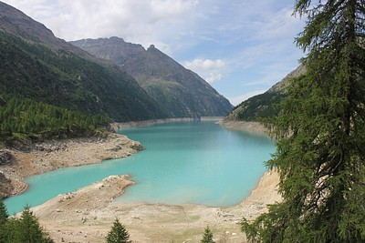 Lago di Places Moulin