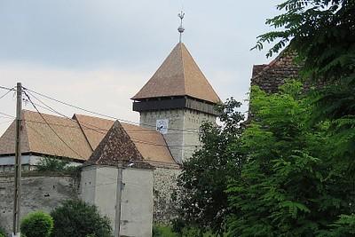כנסיה בכפר סקסוני