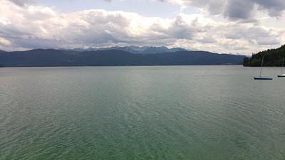 האגם המקסים