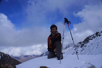 Teleti Pass (3800m)