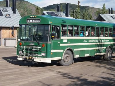 השאטל - שווה להגיע מוקדם למסוף האוטובוסים ולתפוס מקום ליד החלון