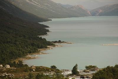 האגם שלידו בקתת Scridulaupbu