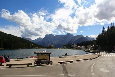 Lake of Misurina