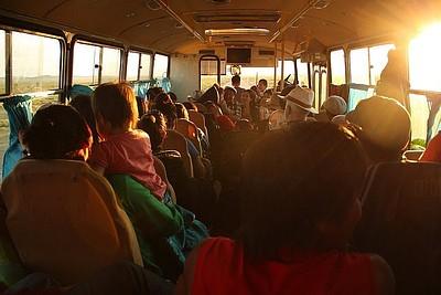 האוטובוס למורון