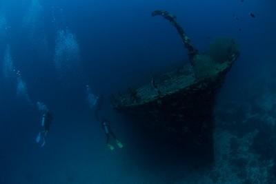 Kudagiri wreck