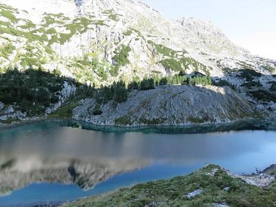 levica jezero