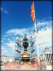 פסל היסטורי משנת 2015