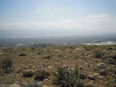מבט מזרחנ מראס אום חוביזה