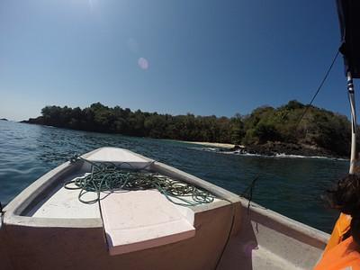 סירה בבוקה צ'יקה