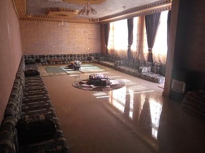 חדר אירוח בבית המדריך