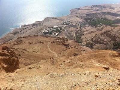 ים המלח ושביל העלייה להר