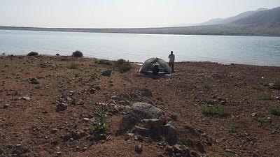 אגם bartugay