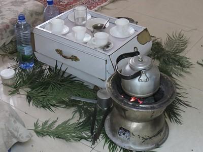 פינת הקפה של הגטסהאו
