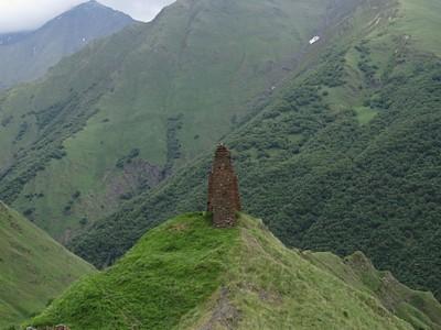 המגדל בסוף הירידה