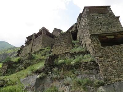 העיר העתיקה של Shatili