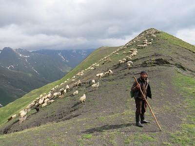Sanaghele Pass