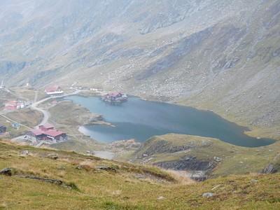 - 400 מטר מעל אגם בלאה