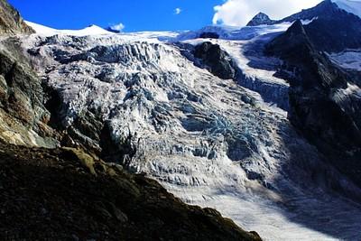 קרחון Moiry