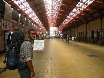 תחנת הרכבת בסיניה