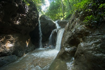 Hua Chang waterfall