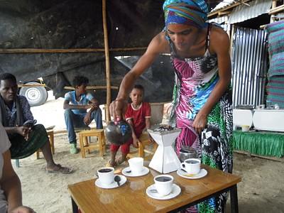 קפה אתיופי (Bona)