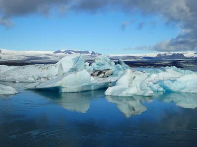 לגונת הקרחונים הראשית