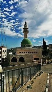 המסגד של משהד.