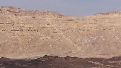 מעלה הר ארדון, אם בתמונה זה לא נראה תלול, חכו לעמוד בתחתית של זה